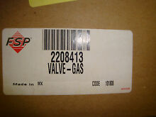 NEW OEM 2208413 Whirlpool Valve Gas NEW PART  W10724988 Y16