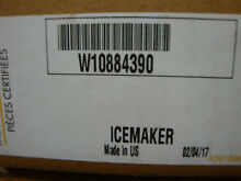 NEW OEM WHIRLPOOL W10884390 Ice Maker Assembly Y59