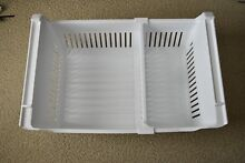 LG   Kenmore Refrigerator freezer large crisper drawer   Trey  part  AJP72909903