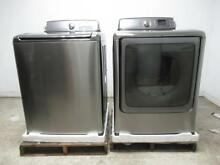 Samsung Platium Steam Washer and Dryer set WA56H9000AP   DV56H9000EP