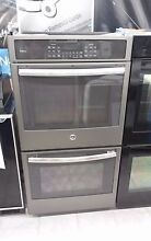 GE Profile Double Wall Oven w Convection  M  PK7500EJES