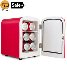 Portable Mini Fridge Cooler Warmer Auto Car Boat Home Office Dorm Beer Freezer