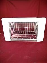 Front Basket Assembly 36 4 WR71X25600 From A GE Monogram Refrigerator Free Ship