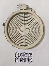 GE RANGE STOVE SURFACE HEATING ELEMENT PN  191D4164P002 WB30T10132 FREE SHIPPING