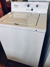 Whirlpool CAE2793BQ0 Top Load Washer  Used
