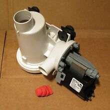W10515401 Whirlpool Washer Water Pump NEW MADE IN USA Factory Certified Part