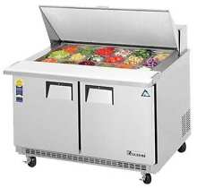 Everest Worktop Refrigerated Prep Table  11 8cu ft  EPBR2