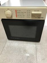 Sharp Carousel II Half Pint RV  boat  dorm microwave  good condition  clean