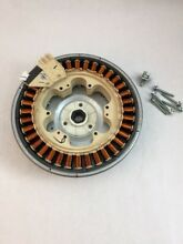 Samsung Washer Motor Assembly  DC93 00080C  Complete kit with bolts E8