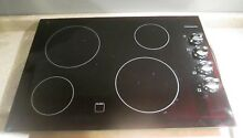 FRIGIDAIRE BY ELECTROLUX FFEC3024LB1 ELECTRIC INDUCTION RANGE COOKTOP STOVE  N R