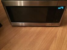 LG LCRT2010ST 2 0 Cu Ft Counter Top Microwave Oven With Easy Clean  Stainless