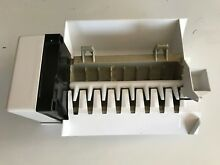 Genuine Whirlpool Kenmore 2198597 Refrigerator Ice Maker Assembly