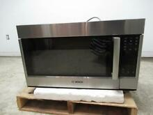 Bosch 500 Series 30  SS 2 1 1100 Watts Over the Range Microwave Oven HMV5053U