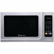 Magic Chef 1 6 Cubic Ft  Microwave 11000w