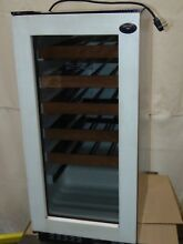 Sub Zero 15  Built In Wine Cooler Refrigerator   Undercounter