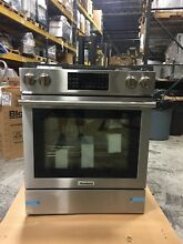 Blomberg BGR30420SS 30  Free standing Gas Range with European Convection Oven