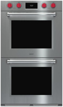 Wolf DO30PM S PH 30  Double Wall Oven M Series w  Verticross Convection in SS