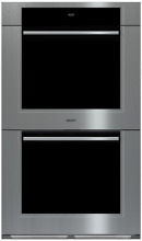 Wolf  30  Double Wall Oven M Series Transitional Verticross  Display DO30TM S TH