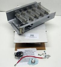 New 279838 and 279816 Electric Dryer Heating Element and Thermostat Dryer Roper