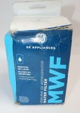 GE Replacement Refrigerator Water Filter Cartridge MWF