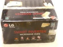 LG LMC1575ST 1 5CF Mid Size 1250W Stainless Steel Smart Inverter Microwave