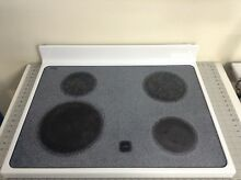 Whirlpool Range Glass Main Top 8053541 8187908