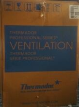 NEW   Thermador Pro Series PH48HS 48  Inch Wall Mount Canopy Hood  NO BLOWER