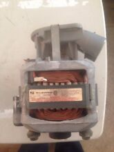 Kitchen Aid Washer Motor 3354396 With Pump