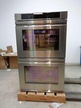 Dacor Distinctive 27 Inch Double Covection Electric Wall Oven DTO227FS