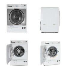 Kenmore Elite 41072 5 2 Cu  Ft  Front Load Washer With Steam Treat In White  Inc
