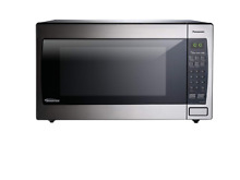 Countertop Microwave Oven 2 2 Cu Ft BuiltIn Inverter Technology Panasonic 1250
