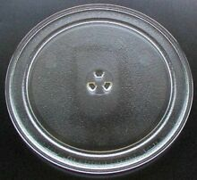 Oster Microwave Glass Turntable Plate   Tray 12 3 4