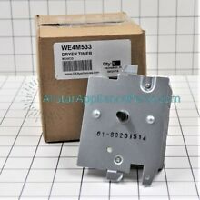 WE4M533 GE Dryer Control Timer OEM