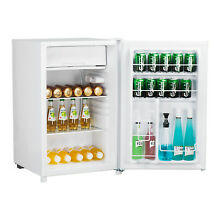 3 2 cu ft Mini Freezer Fridge Compact Refrigerator for Home Dorm Office