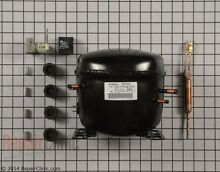 Whirlpool Compressor Kit Part W10466675 or WPW10466675  EGD 60HLC