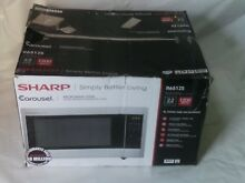 Sharp R651ZS    2 2 Cu  Ft  Full Size 1200 Watts Stainless Steel Microwave