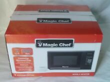 Magic Chef MCM1110B 1 1 CF  1100W BLACK Microwave