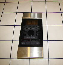 GE Profile Spacemaker Microwave Oven JVM1490SH   Control Panel Assy