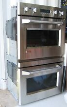 New GE Monogram 30  Convection Double Wall Oven   Never Installed