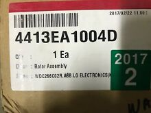 LG WASHER ROTOR ASSY PART  4413EA1004D FREE SHIPPING NEW PART