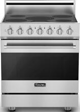 Viking RVER33015BSS 3 Series 30 Inch Electric Freestanding Range
