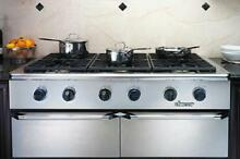 Dacor Discovery 48  Stainless 6 Sealed Burners Gas Rangetop EG486SCHNG