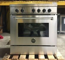 Bertazzoni Master Series MAS304INSXT 30 Inch Freestanding Induction Range