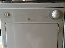 GE White Space Maker Dryer Model DSKP33EC1WW