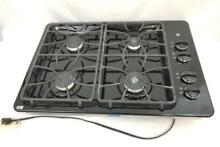 GE JGP329DET1BB Built in Gas Cooktop Black