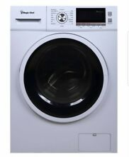 Magic Chef MCSCWD20 2 0 Cu Ft 24  Wide Combo Washer Dryer Ventless 115V