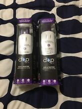 Lot of  2  Everydrop  1 EDR1RXD1 Refrigerator Water Filters