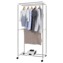 Finether Electric Clothes Dryer Portable Heater Wardrobe with Remote Control