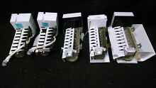 GE   Whirlpool Mixed Ice maker Lot of 5   Not Working   For Parts Only