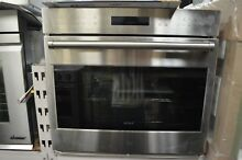 Wolf E Series 30  Stainless Steel Single Electric Convection Wall Oven SO30PESPH